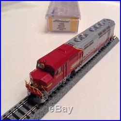 Athearn Santa Fe FP45 # 5944 DCC Tsunami Sound Amtrak N Scale ATSF 16890 SF