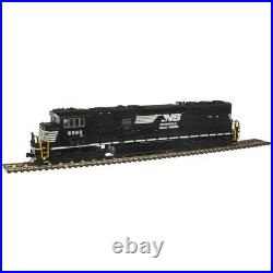 Atlas 40003988 N Norfolk Southern SD-60E Diesel Locomotive DCC & Sound #6988