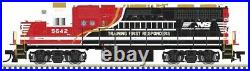Atlas 40004138 Alco GP-38 NS Norfolk Southern First Responders #5642 DCC Sound