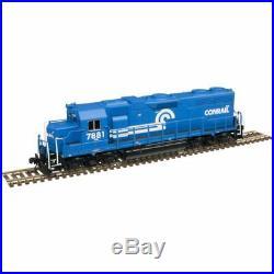 Atlas 40004146 EMD GP38 with DCC & Sound Conrail 7853 N Scale
