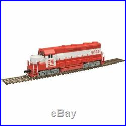 Atlas 40004291 GP-35 with DCC and ESU Sound EMD Demonstrator 5652 N Scale