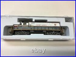 Atlas#40 004 021 N scaleDelaware Lackawanna C420 DCC with SOUND diesel Rd. #405