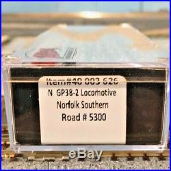 Atlas N GP38-2 Norfolk Southern #5300 DCC/Sound