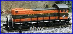 Atlas N Scale GN Alco S2 Switch Locomotive with Loksound DCC and Sound-Used