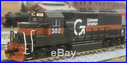 Atlas N Scale GP39-2 Phase 1 Guilford (D&H) Road #382 WITH SOUND/DCC