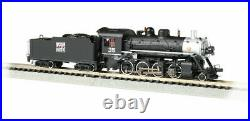 BACHMANN 51351 N SCALE Western Pacific #35 2-8-0 Consolidation DCC & Sound