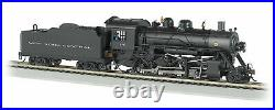BACHMANN 51354 N SCALE New York Central #1156 2-8-0 -Consolidation DCC & Sound