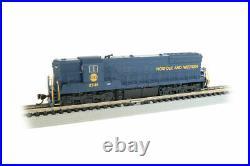 BACHMANN 62353 N SCALE Norfolk & Western #2346 SD9 Diesel w DCC & SOUND