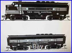 BLI NEW #3790 N Scale Paragon3 Digital DCC Sound EMD F3 A/B NYC Diesel Loco Set