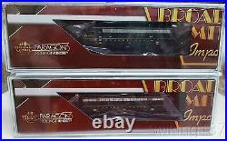 BLI NEW #3805 N Scale Paragon3 Digital DCC Sound EMD F7 A/B PRR Diesel Loco Set