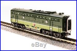 BLI N-SCALE 3527 EMD F7B, NP 6511B, Loewy NCL Scheme, Paragon3 Sound/DC/DCC