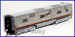 BLI N Scale ATSF EMD E6 A/B #12 Locomotive Set with Paragon DCC / Sound Used