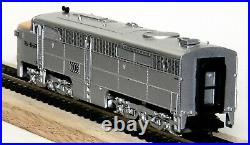 BLI N Scale D&RGW PA-B-A set in Aspen Leaf livery with Paragon II DCC/Sound-Used