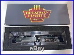 BLI N Scale PRR M1b 4-8-2 Steam Locomotive #6716 DCC Sound Paragon 3 Brand New