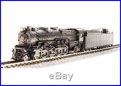 BROADWAY LIMITED 3073 N SCALE M1a 4-8-2 Pre-War PRR 6720 PARAGON2 DC/DCC/SOUND