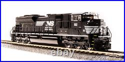 BROADWAY LIMITED 3460 N SD70ACe NS #1018 BLK WHTE livery Paragon3 Sound/DC/DCC