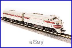 BROADWAY LIMITED 3481 N EMD F3 A/B Set CB&Q 116-A/116-B Freight A-unit DCC/SOUND
