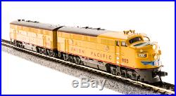 BROADWAY LIMITED 3485 N F3 A/B UP 905/905B Streamliner A-unit Paragon3 Sound/DCC