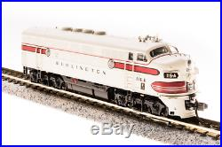 BROADWAY LIMITED 3488 N Scale EMD F3A CB&Q 116-D Freight Paragon3 Sound/DC/DCC