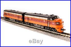 BROADWAY LIMITED 3513 N F7 A/B Set MILWAUKEE 68A/68B A-unit Paragon3 Sound/DCC