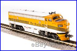 BROADWAY LIMITED 3522 N Scale F7A D&RGW 5604 5-Stripe Paragon3 Sound/DC/DCC