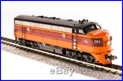 BROADWAY LIMITED 3524 N SCALE F7A MILWAUKEE 68C Paragon3 Sound/DC/DCC