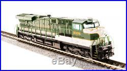 BROADWAY LIMITED 3543 N ES44AC NS 8099 SRR Heritage Paragon3 Sound/DC/DCC