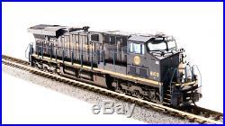 BROADWAY LIMITED 3547 N ES44AC NS 8103 N & W Heritage Paragon3 Sound/DC/DCC