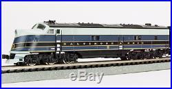 BROADWAY LIMITED 3586 N Scale E6 A-unit B&O #58 Paragon3 Sound/DC/DCC