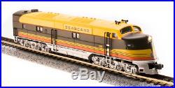 BROADWAY LIMITED 3590 N Scale E6 A-unit SAL #3015 Citrus Paragon3 Sound/DC/DCC