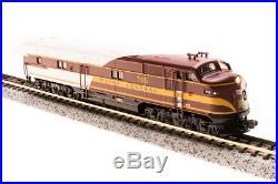 BROADWAY LIMITED 3600 N SCALE E7 A-unit MEC #705 Paragon3 Sound/DC/DCC