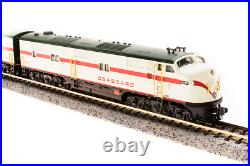 BROADWAY LIMITED 3606 N Scale E7 A-unit SAL #3021 Paragon3 Sound/DC/DCC