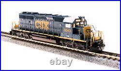 BROADWAY LIMITED 3712 N SCALE SD40-2 CSX 8113 YN3 Paragon3 Sound/DC/DCC