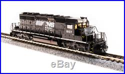BROADWAY LIMITED 3713 N SCALE SD40-2 NS #6107 Horsehead Paragon3 Sound/DC/DCC