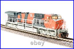 BROADWAY LIMITED 3743 N BHP Iron Ore 6073 Fortescue GE AC6000 Paragon3 DCC/SOUND