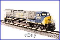 BROADWAY LIMITED 3744 N Scale GE AC6000 CSX #634 Paragon3 Sound/DC/DCC