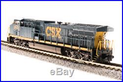 BROADWAY LIMITED 3746 N Scale AC6000CW CSX #648 Dark Future Paragon3 Sound/DCC