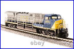 BROADWAY LIMITED 3746 N Scale GE AC6000 CSX #648 Paragon3 Sound/DC/DCC