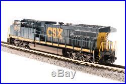 BROADWAY LIMITED 3747 N Scale AC6000Cw CSX #5011 Dark Future Paragon3 Sound/DCC