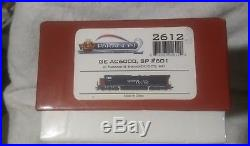 BROADWAY LIMITED 3750 N Scale AC6000 SP 601 Bloody Nose Paragon3 Sound/DC/DCC