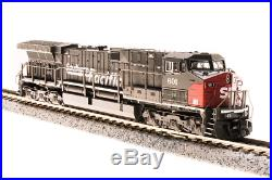 BROADWAY LIMITED 3751 N Scale AC6000 SP 602 Bloody Nose Paragon3 Sound/DC/DCC