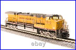 BROADWAY LIMITED 3753 N AC6000 UP 7562 Yellow & Gray Paragon3 Sound/DC/DCC