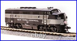 BROADWAY LIMITED 3791 N SCALE F3A NYC 1623 Full Lightning Paragon3 Sound/DC/DCC