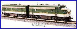 BROADWAY LIMITED 3808 N SCALE F7 A/B SOU 4248/4414 A-unit Paragon3 Sound/DC/DCC