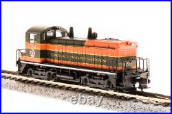 BROADWAY LIMITED 3865 N NW2 GN 154 Empire Builder Paragon3 Sound/DC/DCC