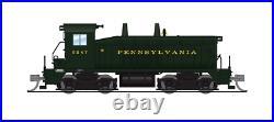 BROADWAY LIMITED 3867 N NW2 PRR 9250 Brunswick Grn Paragon3 Sound/DC/DCC