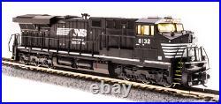 BROADWAY LIMITED 3901 N ES44AC NS 8134 BlK & Wht Paragon3 Sound/DC/DCC