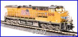 BROADWAY LIMITED 3903 N ES44AC UP 8108 Building America Paragon3 Sound/DC/DCC