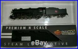 BROADWAY LIMITED 5708 N USRA Light Mikado MILW #300 Paragon3 Sound/DC/DCC