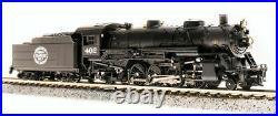 BROADWAY LIMITED 5724 N New York Central 402 Lt Mikado Steam PARAGON3 DCC SOUND